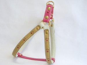 画像5:  [イタリアン] 胴輪・小型犬〜中型犬用(34〜45cm)